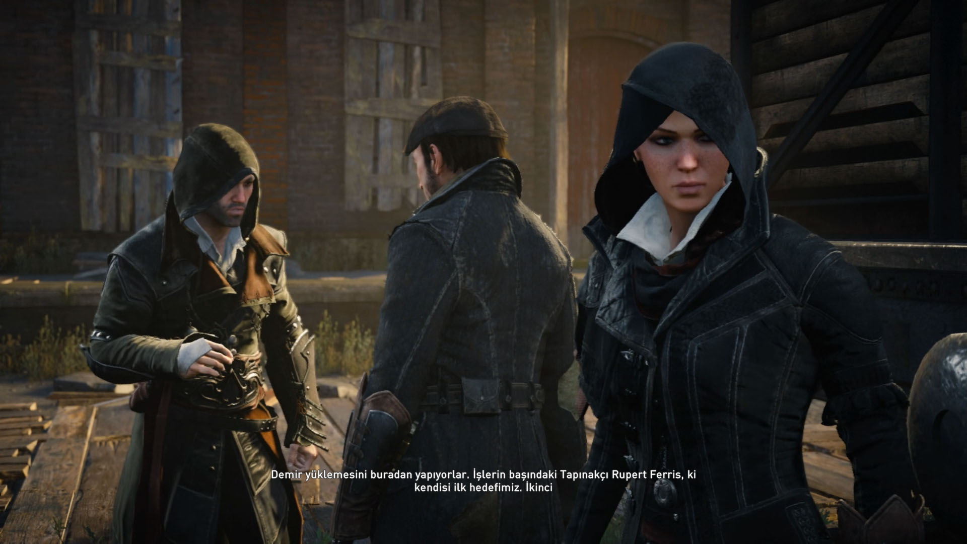 Assassin's Creed Syndicate Türkçe Yama