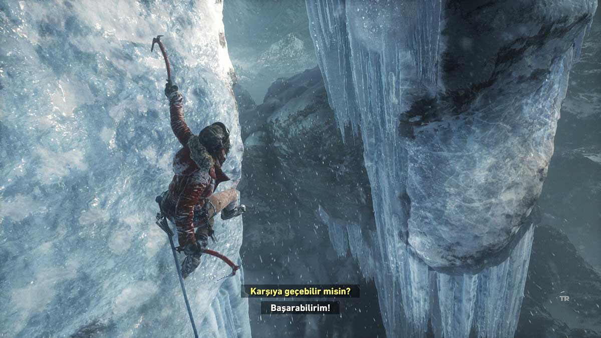 Rise of The Tomb Raider %100 Türkçe Yama v1.0